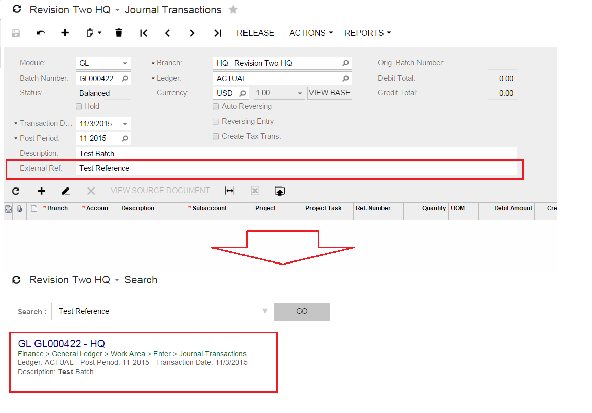 Add Custom Field to Full Text Universal Search
