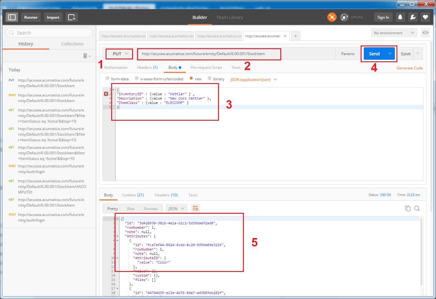 Acumatica REST API - Acumatica Developers Blog
