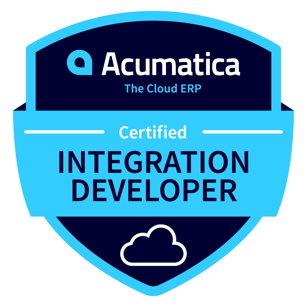 Acumatica Integration Developer