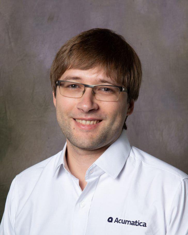 Acumatica Sergey Marenich