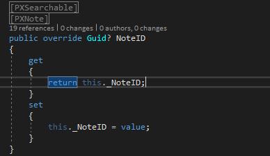 Collapsed DAC attributes